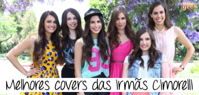 Covers Cimorelli - TOPO