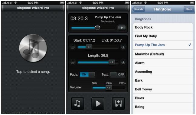 Ringtone Wizard Pro
