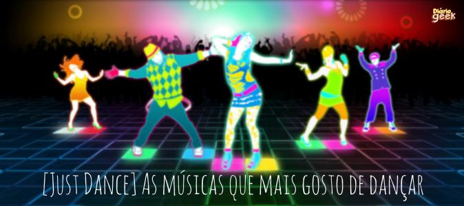 Topo - Músicas Just Dance