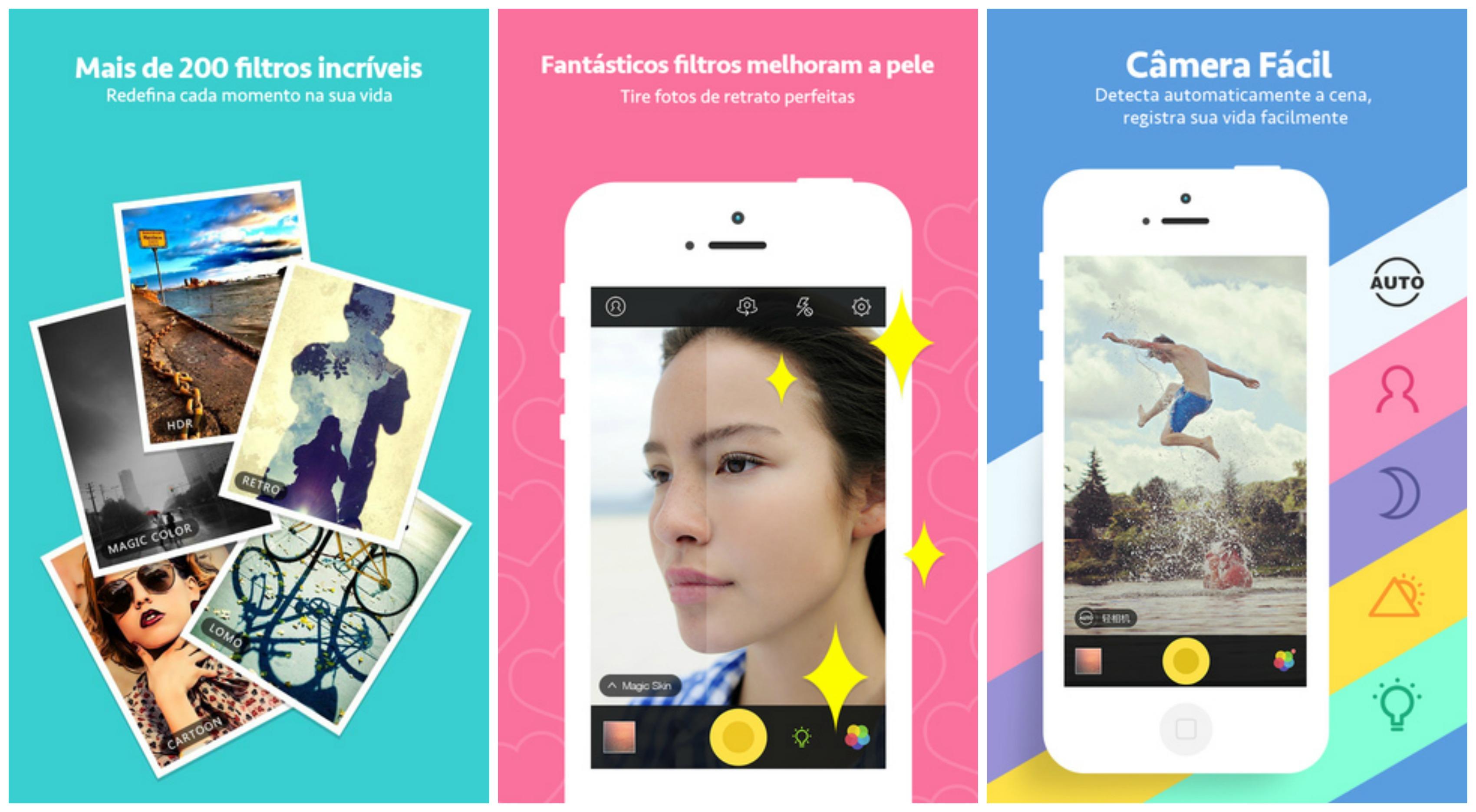 Dica de App] Camera360 – Diário Geek