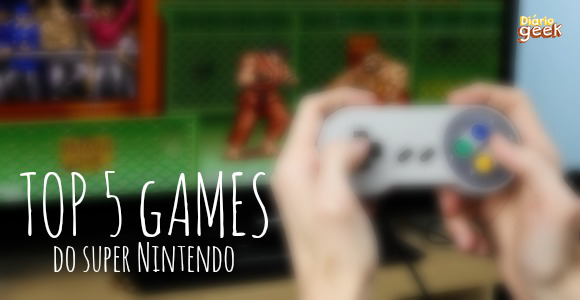 TOPO - Games Super Nintendo