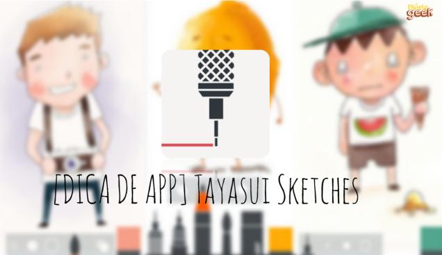 TOPO - Tayasui Sketches
