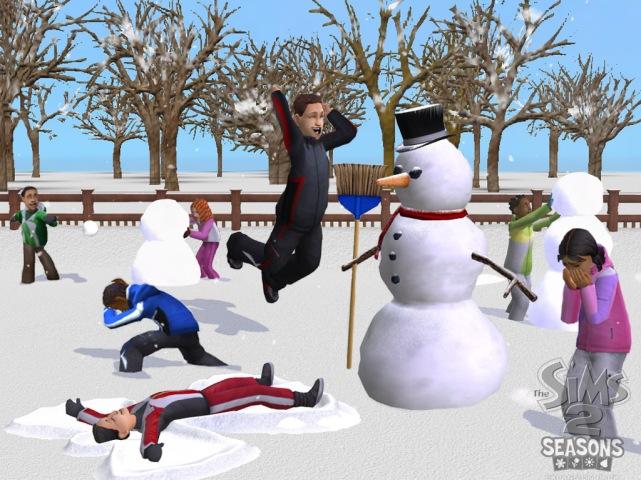 The Sims 2 - Quatro Estações