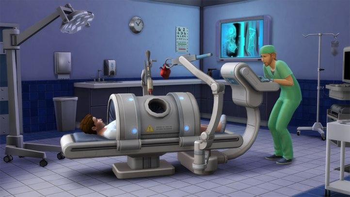 The Sims 4 - Ao Trabalho