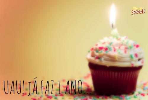 TOPO - 1 ano de Blog
