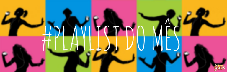TOPO - Playlist do mês