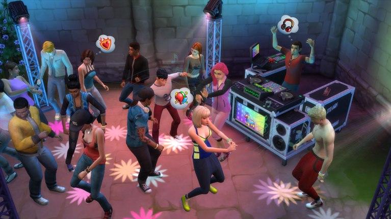 The Sims 4 - Junte-se a Galera